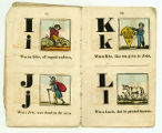 Infant's alphabet (pp. 14-15)