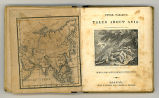 Peter Parley's tales about Asia: with a map and numerous engravings (frontispiece and title page)