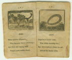 Juvenile poems, or, The alphabet in verse : designed for the entertainment of all good boys and...