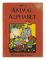 The animal alphabet (cover)