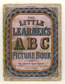 The little learner's ABC picture book (cover)