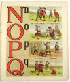 Aunt Louisa's London toy books: The alphabet of games and sports (N-Q)