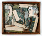 Scripture natural history & zoology (puzzle pieces in wooden box)