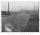 Railroad Ave. improvements, Seattle, February 4, 1934