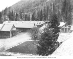 Camp Gold Creek, Civilian Conservation Corps, Carlton, ca. 1937