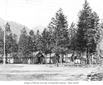 Camp Icicle, Civilian Conservation Corps, Leavenworth, ca. 1937