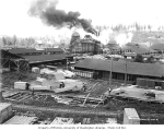 Lumber mill, Eatonville Lumber Company, ca. 1929