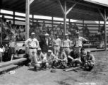 Baseball team, Fruits Growers Supply Company, Hilt, ca. 1930