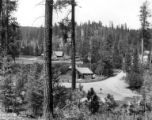 Camp Mill Creek, Company 6417, Civilian Conservation Corps, Prineville, ca. 1941