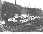 Railroad camp no. 6, St. Paul and Tacoma Lumber Company, n.d.