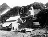 Alaska Perseverance Co. mine and buildings, Silverbow Basin near Juneau, Alaska, August 21, 1910