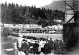 Baseball game at Ketchikan, Alaska, n.d.