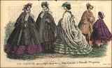 Coats and cloaks, 1862