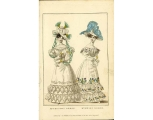 Afternoon and evening dresses, 1827
