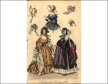 Fashions for November, 1838