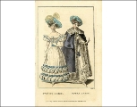 Evening dress and opera dress, 1828