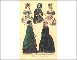 Fashions for 1845