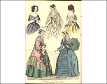 Dresses for June 1847