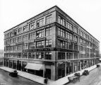 Maritime Building, Western Ave. between Madison St. and Marion St., Seattle.
