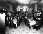 Father Prefontaine dinner, ca. 1908