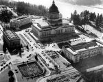 Capitol grounds, Olympia, Feb. 24, 1939.