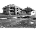 Beacon Hill School under construction, S. Lander St. between 16th Ave. S. and 17th Ave. S.,...