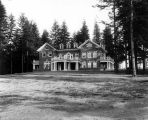 Governor's mansion, Olympia.