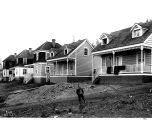 Worker's houses at Irondale.