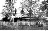 Factor's house, Fort Nisqually, built in 1854 by Dr. William F. Tolmie, Hudson's Bay Co.