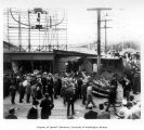 Accident at the Alaska-Yukon Pacific Exposition Pay Streak grounds, Seattle, 1909