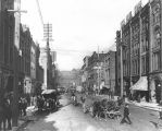 1st Ave., Seattle, Washington, 1902