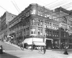 Hotel Brunswick, southeast corner of Columbia St. and 1st Ave., Seattle, 1903