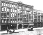 Hotel Northern, located in the Terry-Denny Building, 109-115 1st Ave. S., between Yesler Way and...