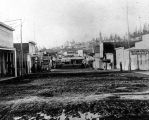 1st Ave., Seattle, 1874.