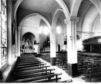 Interior of the Church of the Sacred Heart of Jesus, 6th Ave. and Bell St., Seattle.