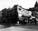 Lyric Theatre, southeast corner of S. Washington St. and Occidental Ave. S., Seattle, 1912.