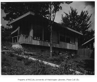 Corley-Brown residence exterior, Seattle, n.d.