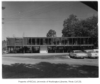 Kirk, Wallace & McKinley office exterior, Seattle, 1961