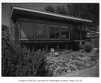 Ceis residence exterior from rear, Seattle, n.d.