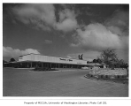 Bellevue Shopping Square exterior, Bellevue, 1948