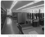 Susan Henry Library interior, Seattle, n.d.