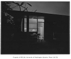 Mayer residence exterior, Seattle, 1950