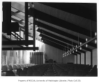 University Unitarian Church interior showing chapel, Seattle, 1960