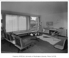 Linville residence showing sitting room, Seattle