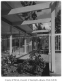 Electri-Living House exterior showing sliding doors, Medina, 1956
