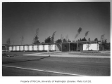 Group Health Clinic exterior, Seattle, 1958