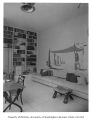 Blethen residence interior showing sitting room, Seattle, 1957