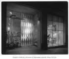Crissey Flower Shop exterior, Seattle, 1955