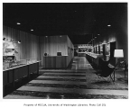 Burnett Brothers Jewelers store interior, Seattle, n.d.