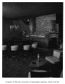 Canlis Restaurant interior showing bar, Seattle, n.d.